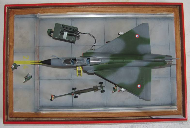 Dassault mirage 2000 d for Interieur mirage 2000